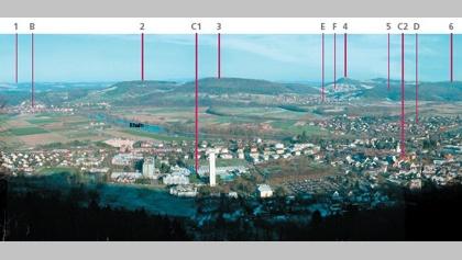 Aussichtspunkt Rheintalblick