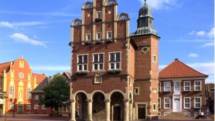 Rathaus in Meppen