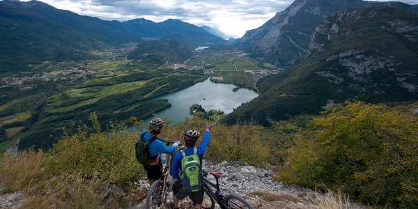 Mountain & Garda Bike (Panorama sulla Valle dei Laghi)