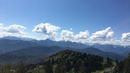 Foto von Wanderung: Lenggries - Brauneck; Kleiner Höhenweg • Tölzer Land (22.05.2018 17:18:50 #1)