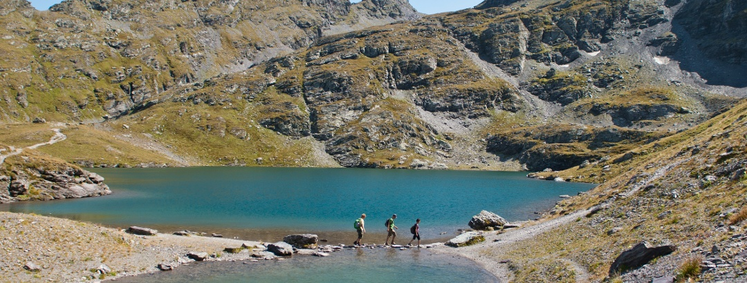 Fünf-Seen-Wanderung am Pizol