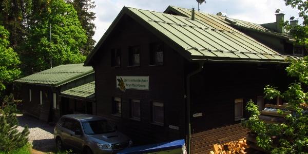 Alte Falkensteiner Hütte, erneuert 2018/19