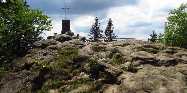 Gr. Falkenstein bei Falkensteinerhütte