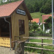 Sondernach Bahnhof