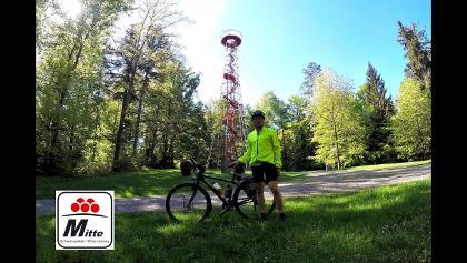 Der Schwarzwald Höhenradweg Mitte