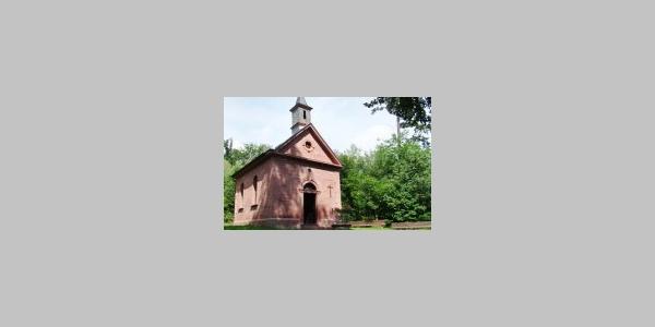 Waldkapelle oberhalb vom Märzenbrünnlein