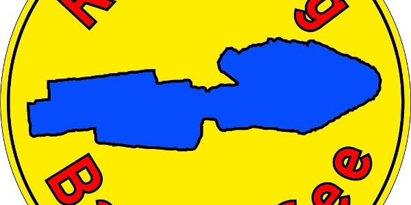 Das Logo des Rundwegs Banter See