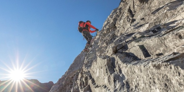 Klettersteig Große Kinigat Nord