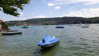 Am See in Hemmenhofen