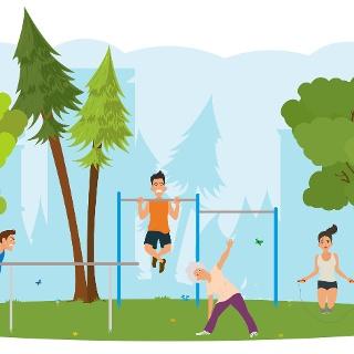 Fitness-Pfad Bad Liebenzell