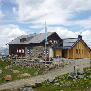 Medrigalm - Ascherhütte - Versingalm
