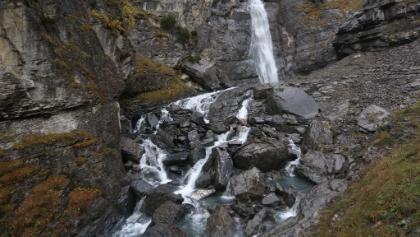Wasserfall am Lag da Pigniu