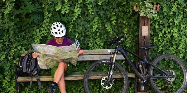 Bike tour in Nalles
