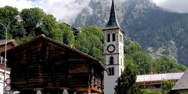 Kirche von Mund