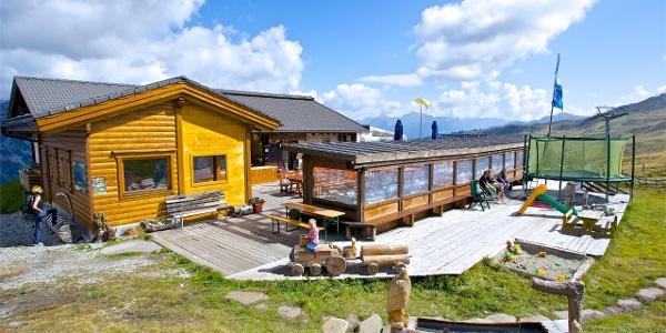 Saxnerhütte