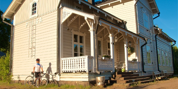 Велосипедный маршрут «Путешествие вкусов» из города Лаппеенранты