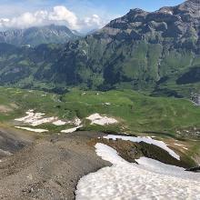 View at 2000 m