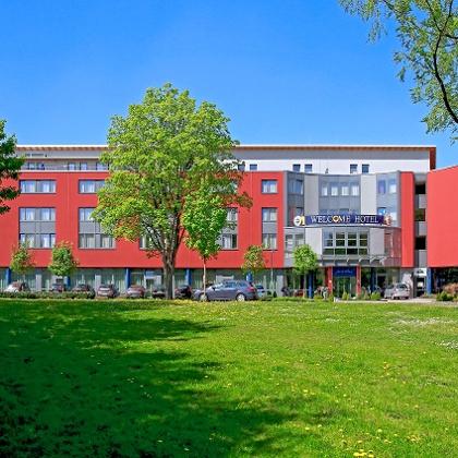 WELCOME HOTEL Paderborn - Außenansicht