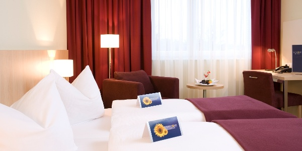 WELCOME HOTEL Paderborn - Zimmer
