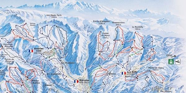 Avoriaz • Ski Resort » outdooractive.com