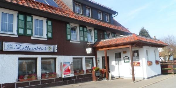 Gasthaus Zollernblick-Fuchsbau in Oberlengenhardt