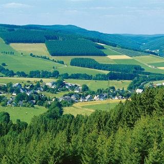 Blick auf Altenfeld