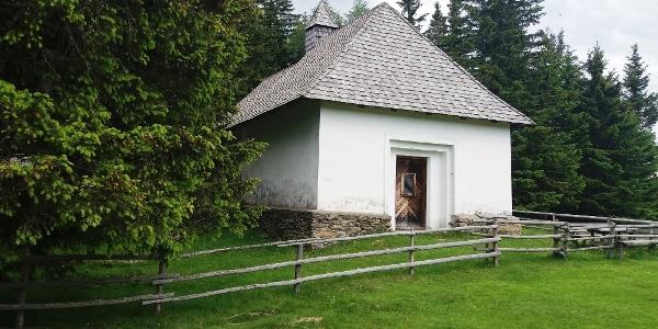Bartholmäer Kircherl: Eingang