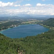 Aussicht vom Kitzelberg