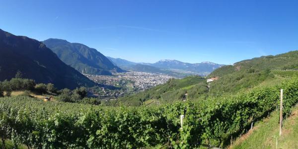 Panorama da Rafenstein