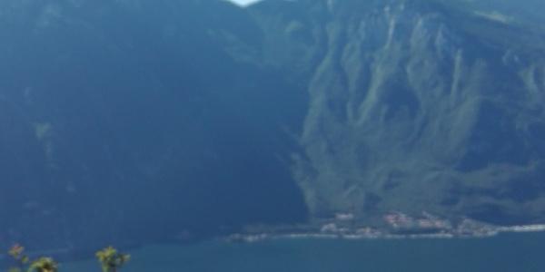 Vista da Punta Larici