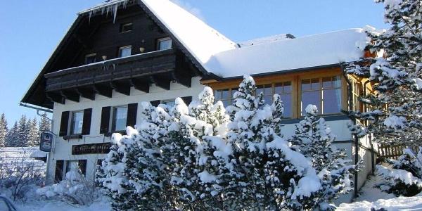 Alpengasthof Hoiswirt im Winter