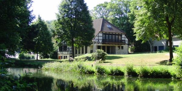 Erich-Mäder-Glasmuseum im Tourismuszentrum