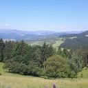 Ausblick am Lobmingberg