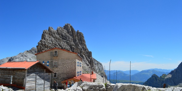 Hut Pedrotti