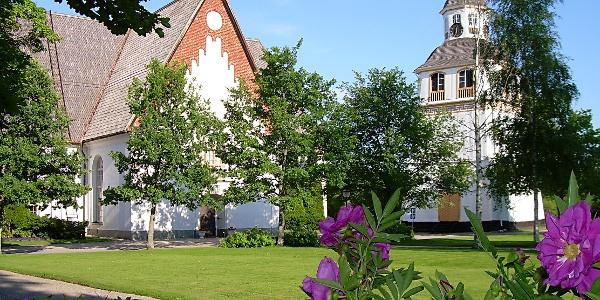 Arbrå kyrka