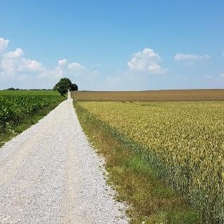 """""""Route 66"""" nach Unterbrunn"""