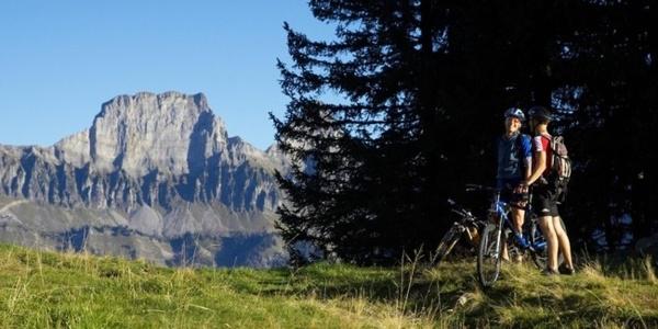 Schweizer Tektonikarena Sardona