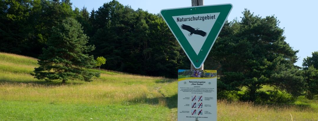 Naturschutzgebiet Ober Öschle