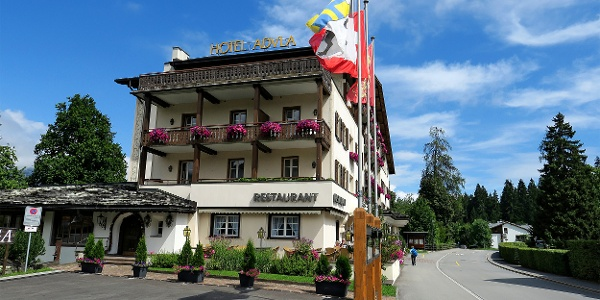 Hotel Adula Flims.