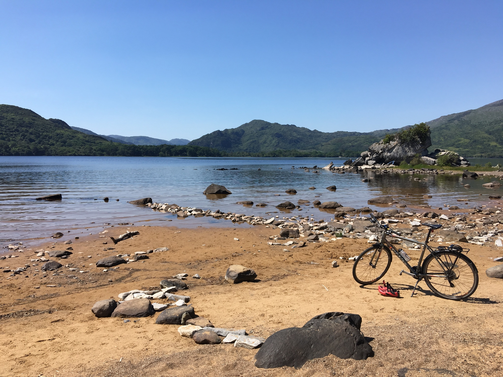 Muckross Lake Loop Bike Riding Outdooractive Com
