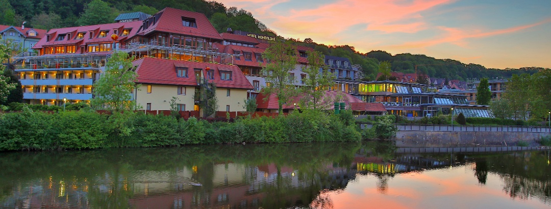 Hotel Hohenlohe GmbH