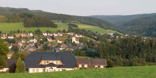 Fleckenberg im Hochsauerland