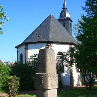 Barockkirche Gimsbach, Ansicht 1