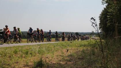 Teilnehmer 3-Länder-Rad-Event