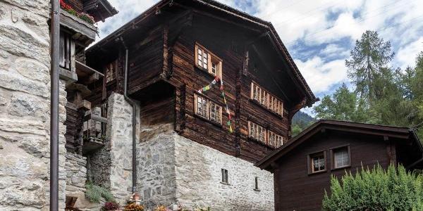 Geburtshaus von Matthäus Schiner