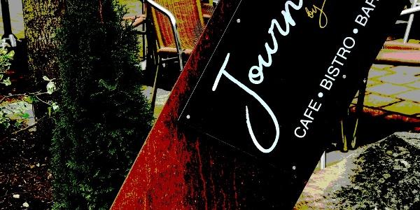 Cafè, Bistro & Bar Journal by deeli