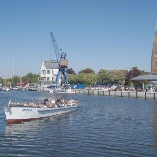 Stadthafen von Schleswig
