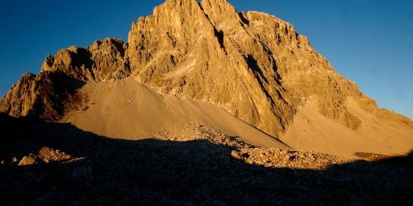 Das Panorama von der Sulzfluh
