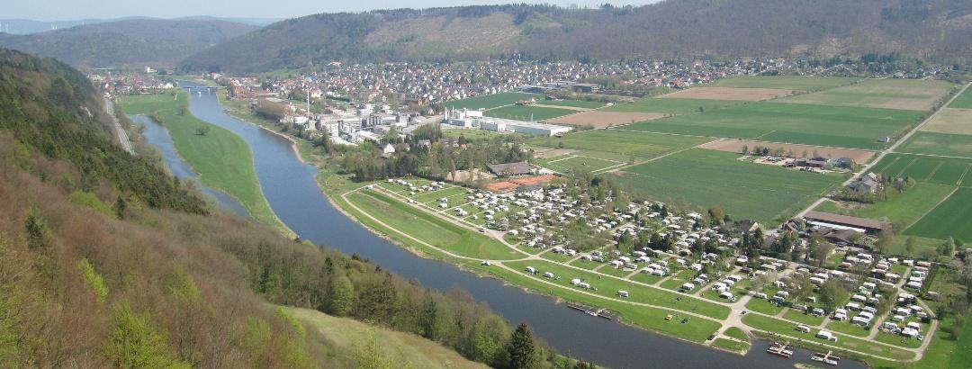 Aussicht von der Lutterburgshöhe