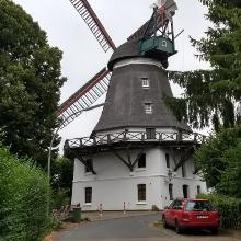 Mühle Johanna Wilhelmsburg